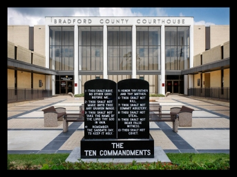 10-commandments-Bradford-County-Courthouse-Starke-Florida