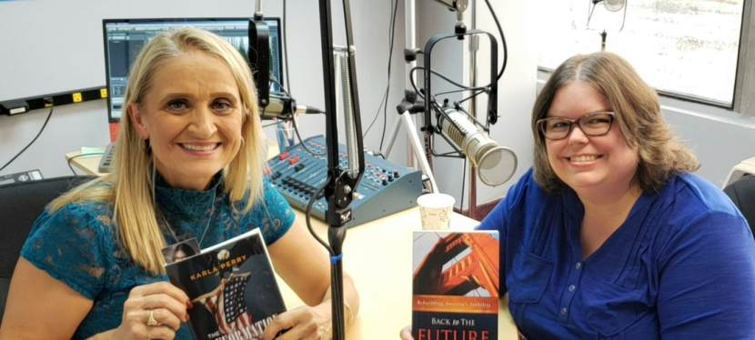 Karla on the Radio w/ Dr. Christine Bacon