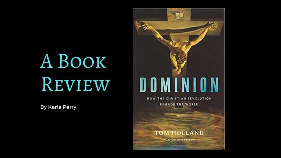 Book Review: Tom Holland'sDominion