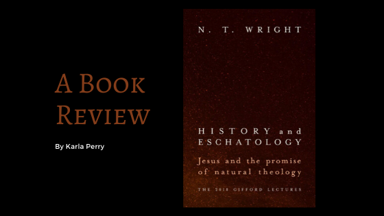Book Review: History & Eschatology by NT Wright